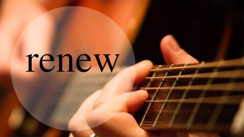 Renew Service - March 21, 2021 - Where Did My Sermon Go