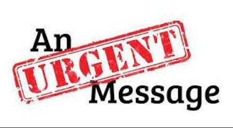 URGENT Message From Mike At COT 6:26:21