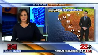 23ABC Evening weather update October 13, 2020