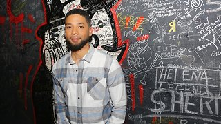 Jussie Smollett Charged With Filing False Crime Report