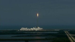 Historic SpaceX Crew Dragon Successfully Launches From U.S. Soil