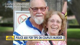 Couple in their 80s murdered inside their Clearwater home