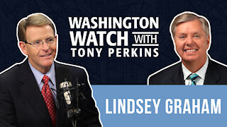 Sen. Lindsey Graham Talks about How the Biden Admin Has Handled the Protests in Iran and Cuba