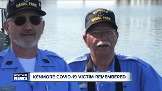Remembering Kenmore veteran who lost his life to covid-19
