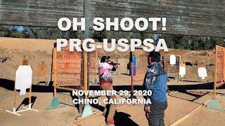 Oh Shoot PRG USPSA November 15, 2020