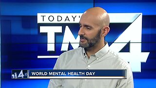 Raising awareness on World Mental Health Day