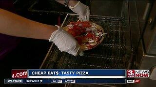 Cheap Eat$: Tasty Pizza