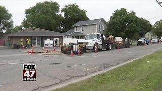 Major road construction in Jackson starts Monday