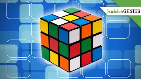 Stuff of Genius: Erno Rubik: Rubik's Cube
