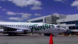 Frontier adds new Las Vegas routes