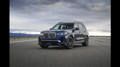 NEW 2021 BMW X7 - THE BIGGEST AND MOST BADASS ultimate family SUV?