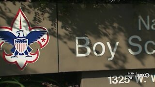 Sex abuse claims against Boy Scouts of America