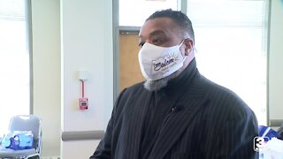 Area pastor urges Black community to get vaccinated