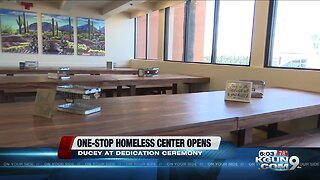 One-stop homeless center opens