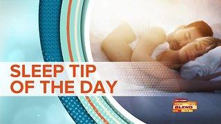 SLEEP TIP OF THE DAY: Sleep And Sunlight Make A Good Pair