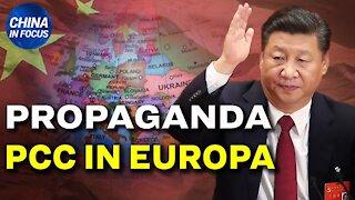China in Focus(IT): Ora il regime cinese potrà fare propaganda direttamente in Europa