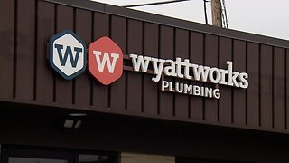 We're Open: Wyattworks Plumbing