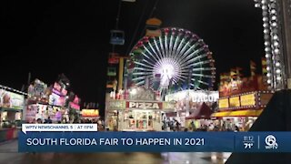 South Florida Fair will be held early next year