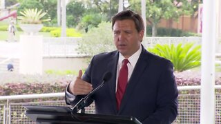 FULL NEWS CONFERENCE: Gov. Ron DeSantis announces 'Phase Two' of Florida's reopening plan