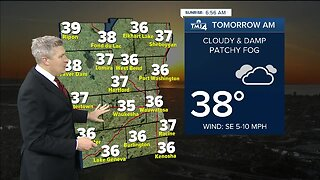Thunderstorms possible Thursday