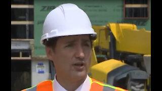 Commie Trudeau blames the unvaxxed for future COVID spikes