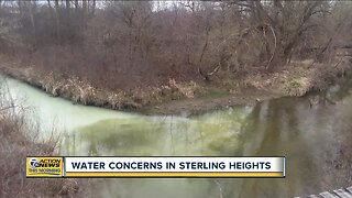 Water concerns in Sterling Heights worry neighbors