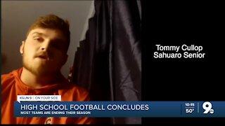 Teams react to High School football cancelation