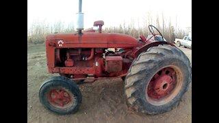 International Tractor Maintenance