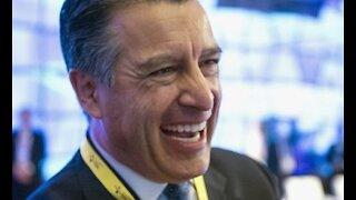 Former Gov. Brian Sandoval named president of University of Nevada, Reno