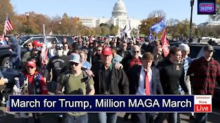 March for Trump - Million MAGA March