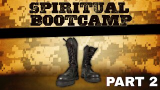 Spiritual BootCamp Part 2 with Mike From Council Of Time