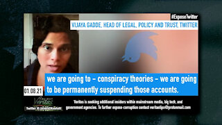 Project Veritas Drops Another Twitter insider Video Showing Censorship Is Just Beginning