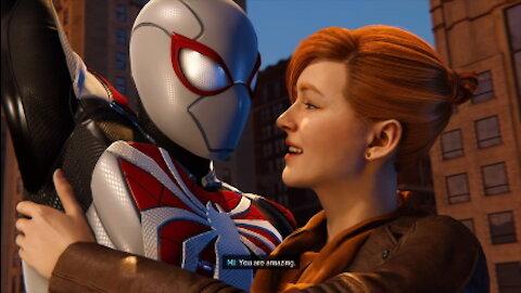 Spider-Man Remastered Gameplay Montage