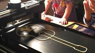 Meet the first 3D pancake printer