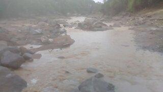 SOUTH AFRICA - Durban - White Umfolozi River (Videos) (FvD)