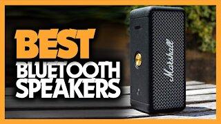 Top 5 Review Bluetooth Speakers in 2021   Best Bluetooth Speakers in 2021