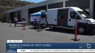 Company creates mobile COVID-19 testing clinic