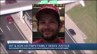 HIt and run victim's family seeks justice