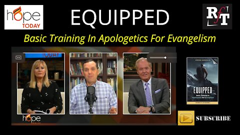 EQUIPPED WITH HOPE TODAY!