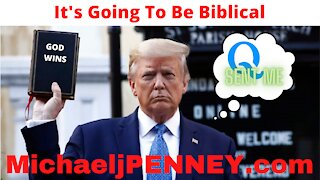 It's Going To Be Biblical - PENNEY