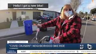 Positively San Diego: Tricycle rides bring community together