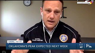 State Health Officials: Oklahoma's Peak Expected By Next Week