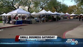 Local shops show gratitude to customers with deals for small business Saturday