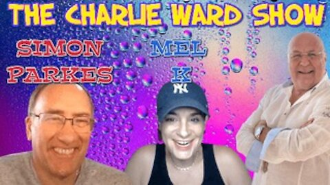 new Mel K, Charlie & Simon Gather For a Special Monday Meeting Through The Flood & Storm 7-12-2021..