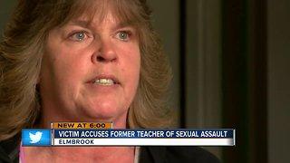 Victim of Elmbrook sexual assault shares story