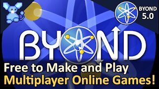 Welcome to Worlds BYOND! Build Your Own Net Dream!