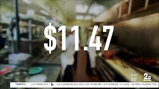2021 minimum wage increase