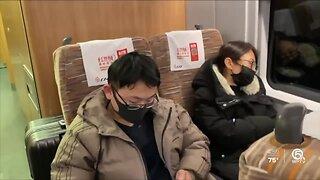 Coronavirus travel concerns