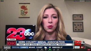 Kern County Bridal Association discusses first COVID-conscious bridal market