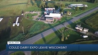 World Dairy Expo considering leaving Wisconsin
